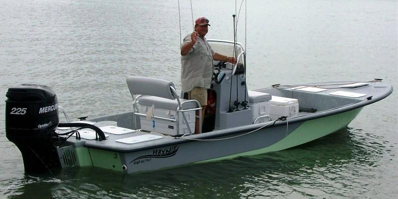 Haynie Boats | SHIPS