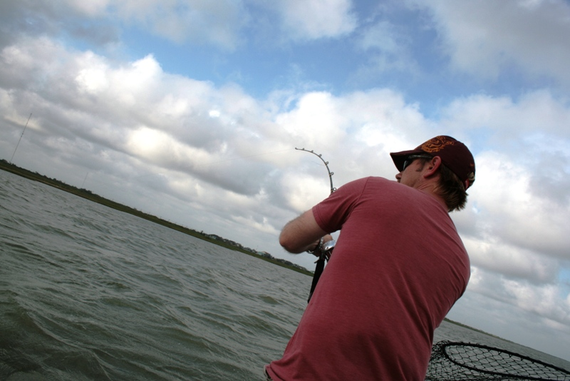 Double h guide service port o 39 connor texas for Port o connor fishing